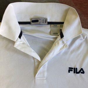 Fila men's tennis/golf shirt